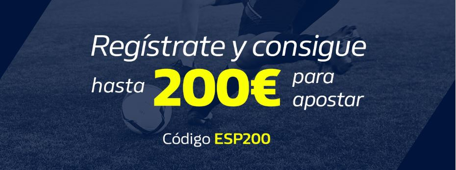William Hill Bono de apuestas deportivas